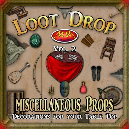Loot Drop V2 Miscellaneous Props