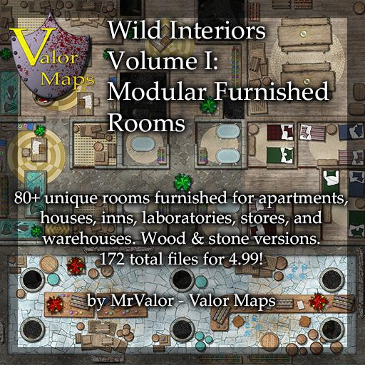 Wild Interiors Volume 1