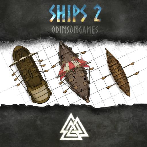 Odinson's Ships 2