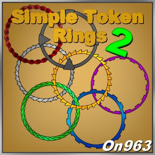 Simple Token Rings 2