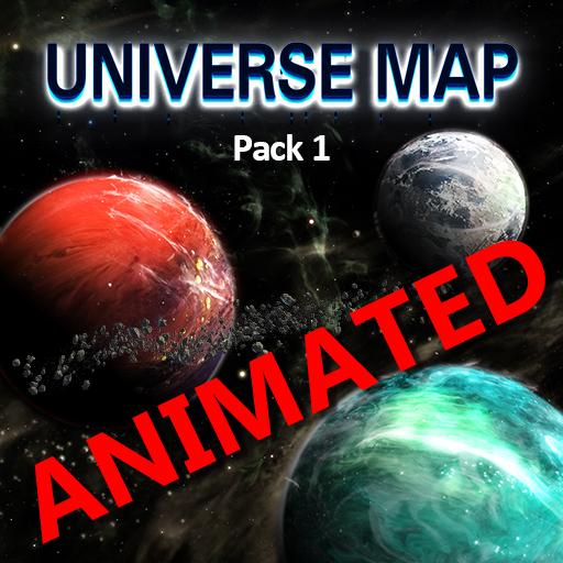 Universe Map pack 1
