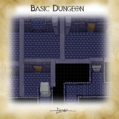 Basic Dungeon Set