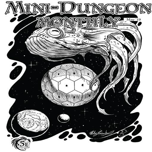 Mini-Dungeon Monthly #4