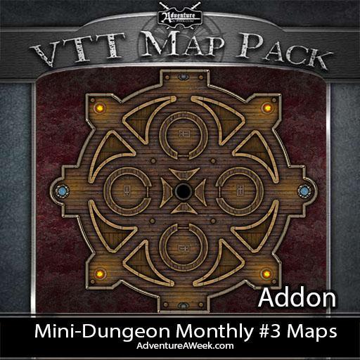 VTT Addon: MDM #3 Addon