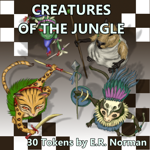 Creatures of the Jungle