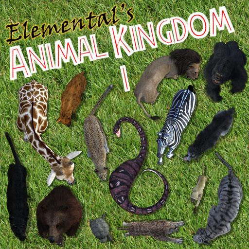 Elemental's Animal Kingdom 1