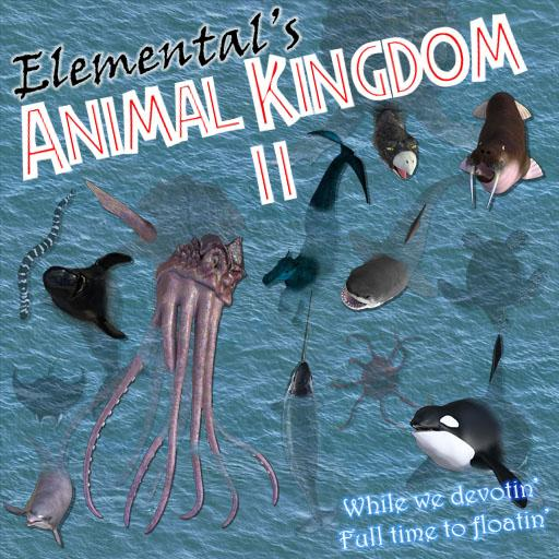 Elemental's Animal Kingdom 2
