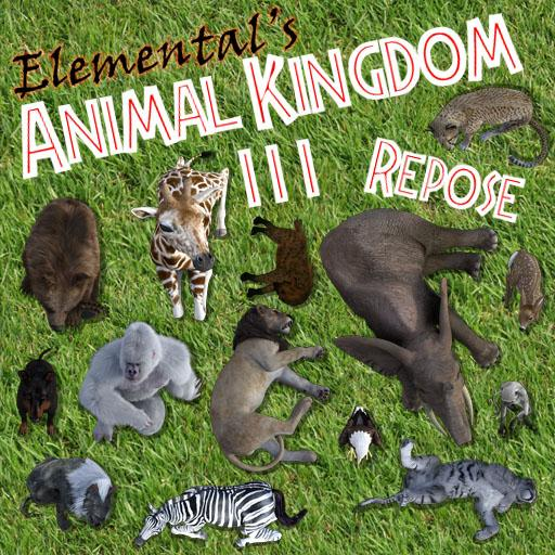 Elemental's Animal Kingdom 3 - Repose