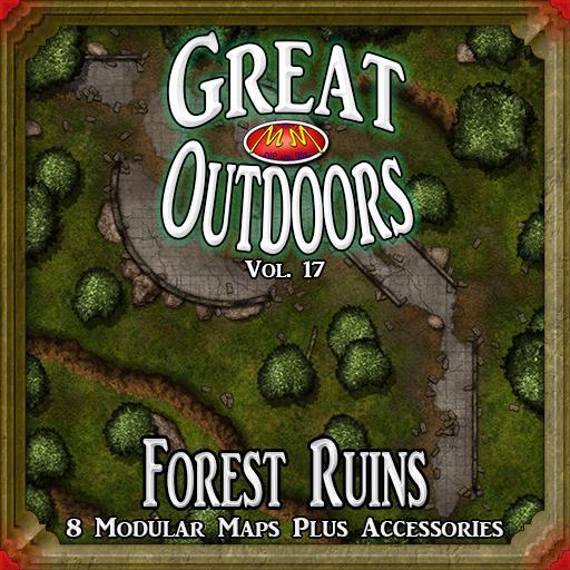 GOv17 Forest Ruins