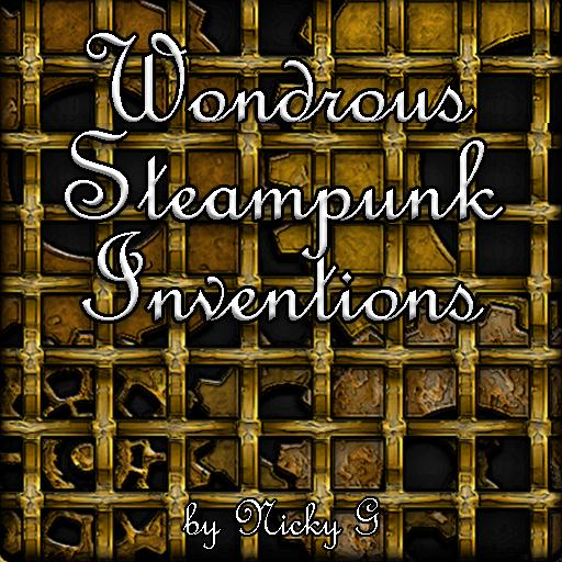 Wondrous Steampunk Inventions