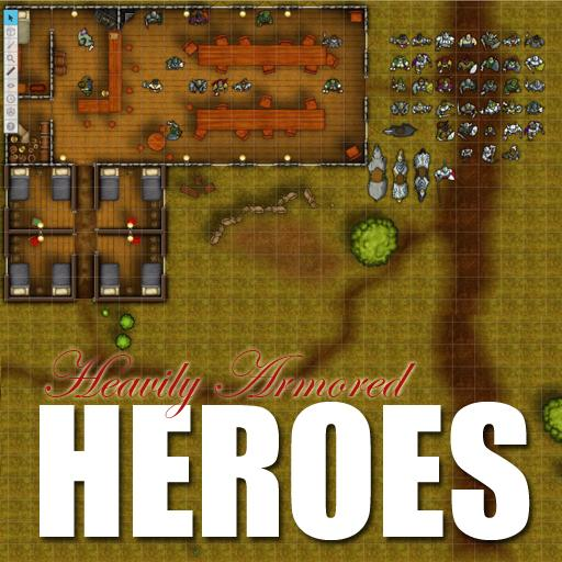 Heavily Armored Heroes