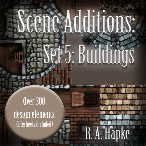 Scene Additions Set 5: Buildings