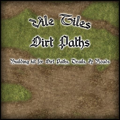 Vile Tiles: Dirt Paths