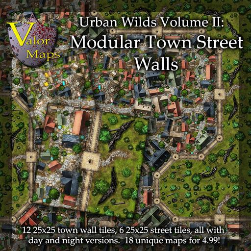 Urban Wilds Volume 2