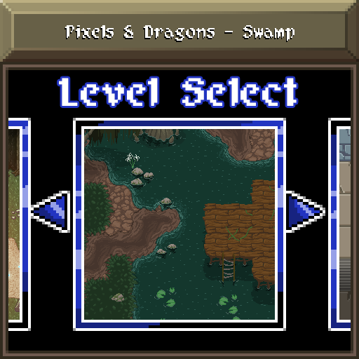 Pixels and Dragon - Swamp