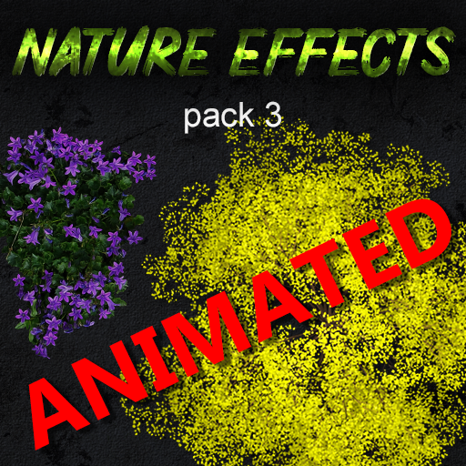 Nature Effects pack 3 Animated
