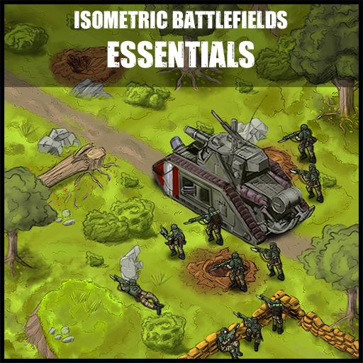 Isometric Battlefields - Essentials