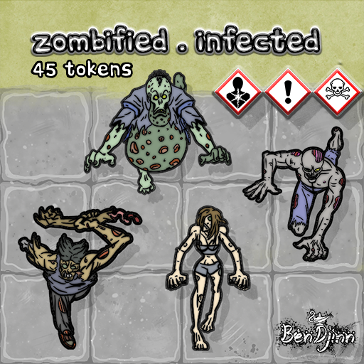 Zombified+Infected