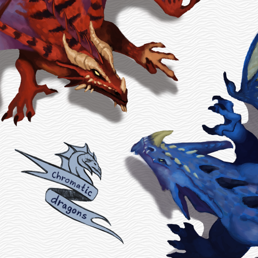 Classic Chromatic Dragons