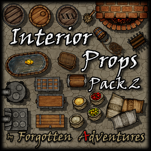 Interior Props - Pack 2