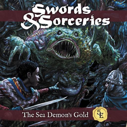 The Sea Demon's Gold