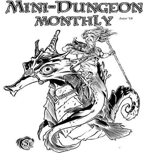 Mini-Dungeon Monthly #5