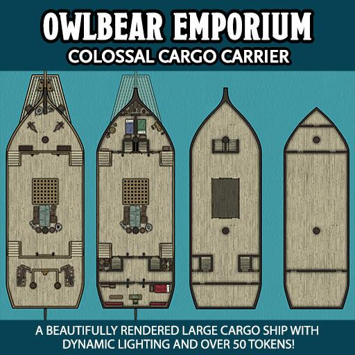 Colossal Cargo Carrier