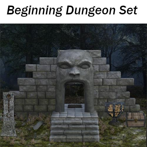 Beginning Dungeon Set