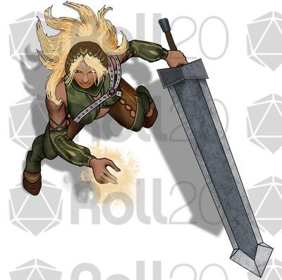 64 - Heroic Characters 7 | Roll20 Marketplace: Digital goods for