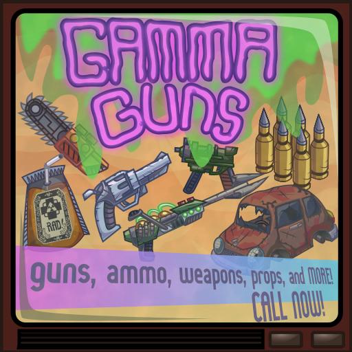 Gamma Guns