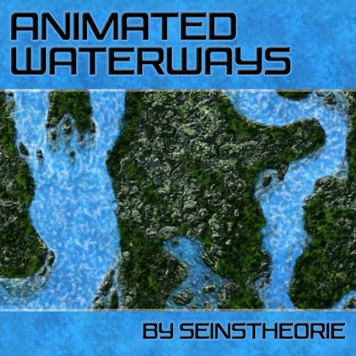 Animated Waterways