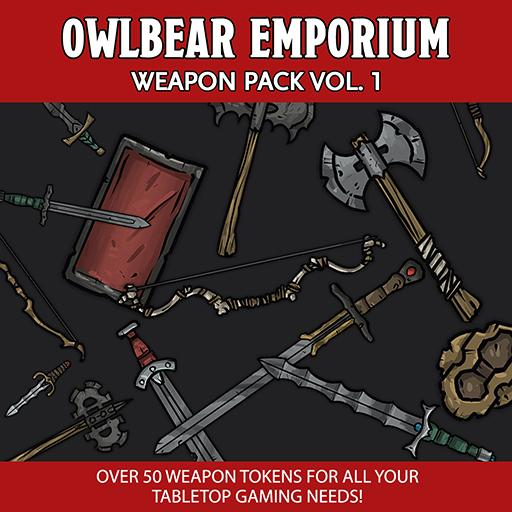 Weapon Pack Vol. 1
