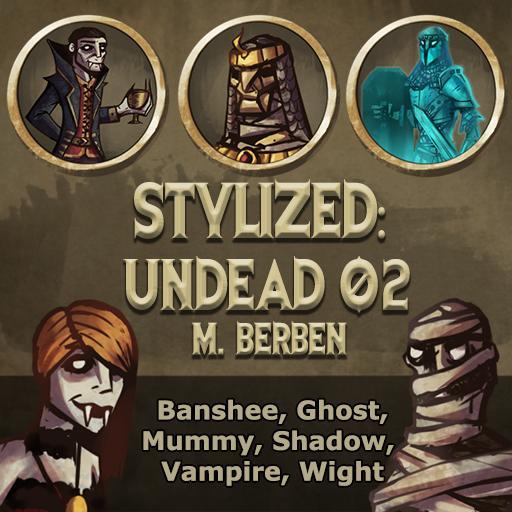 Stylized: Undead 02