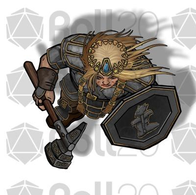 how to make a character in roll20