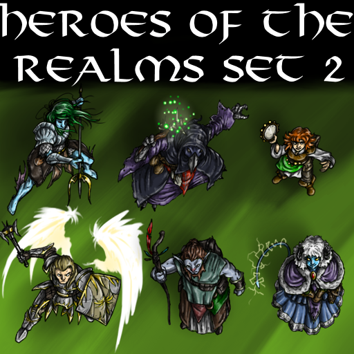 Heroes of the Realms Set 2