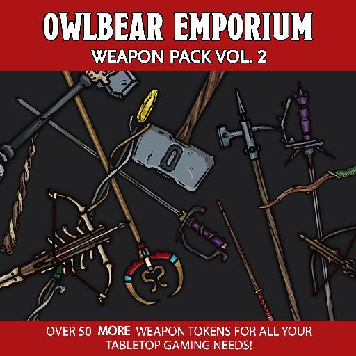Weapon Pack Vol. 2