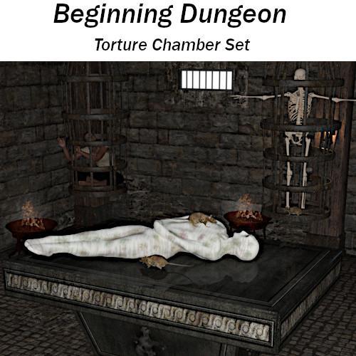 Beginning Dungeon: Torture Chamber