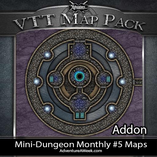 VTT Addon: MDM #5 Addon