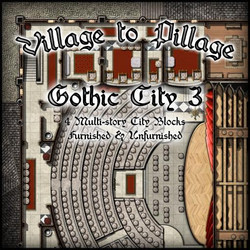 Village to Pillage: Gothic City 3