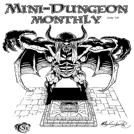 Mini-Dungeon Monthly #6