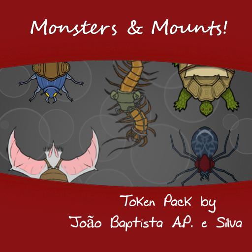 Monsters&Mounts!