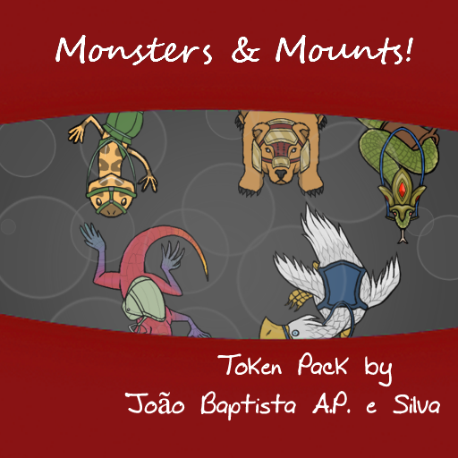 Monsters&Mounts 2!