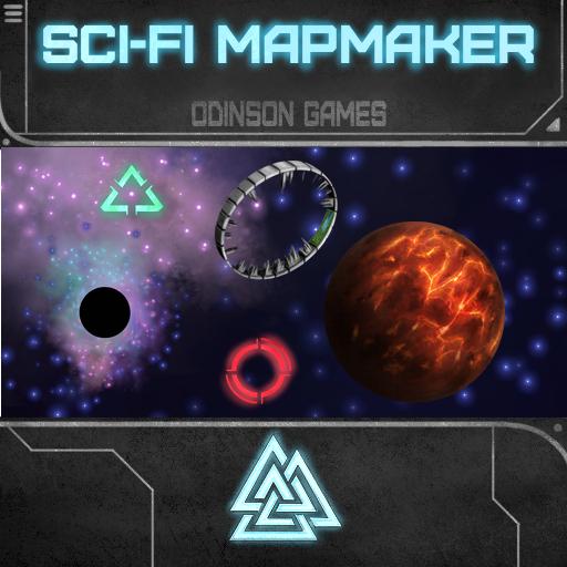 Odinson's Sci-Fi Mapmaker