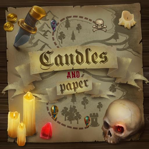 Candles and Paper