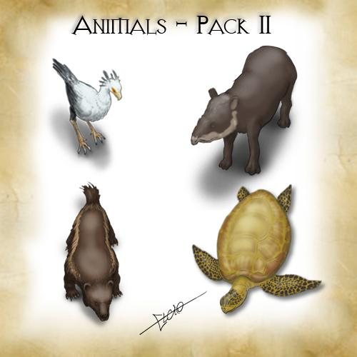 Animals - Pack 11