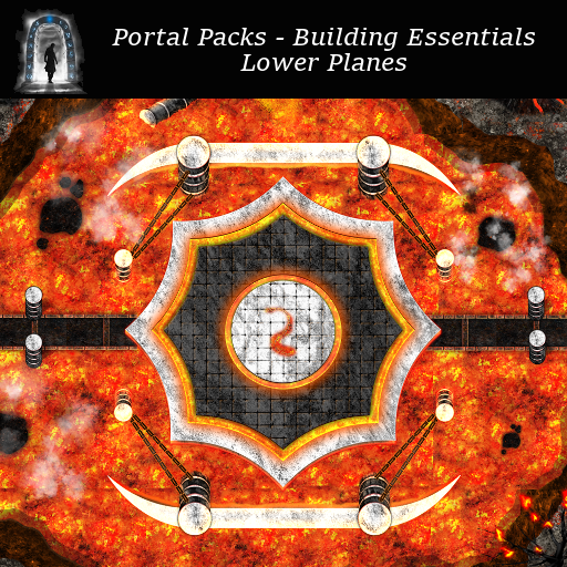 Portal Packs - Building Essentials -  Lower Planes