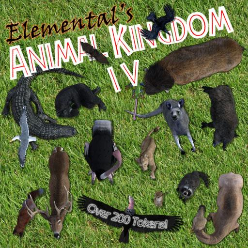 Elemental's Animal Kingdom 4