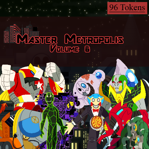 Master Metropolis Volume 6