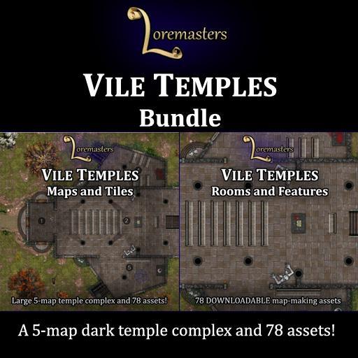Vile Temples Bundle