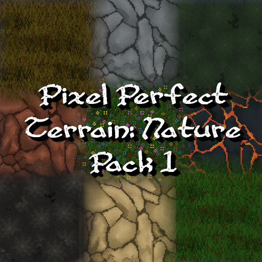 Pixel Perfect Terrain: Nature Pack 1